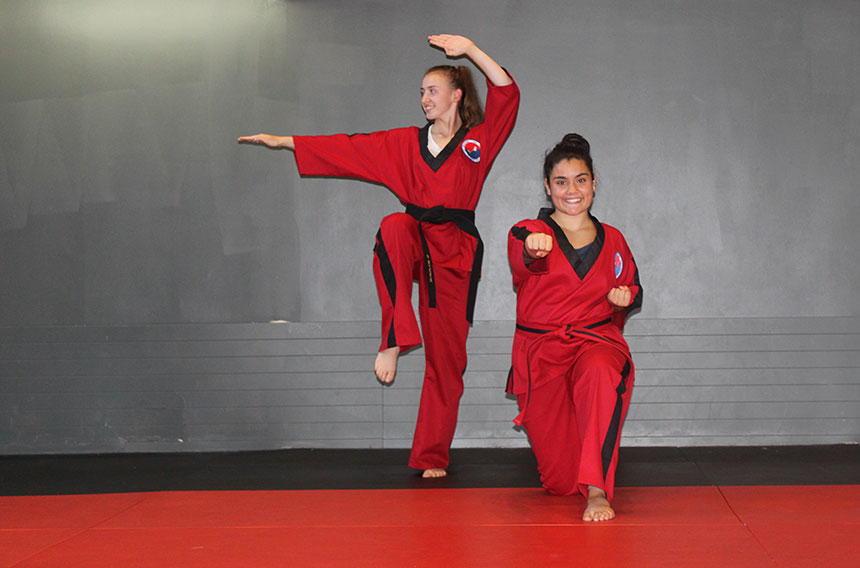 Boston Tae Kwon Do Teen Martial Arts Program